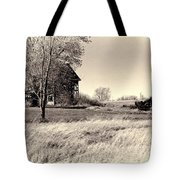 Out In The Wind Tote Bag