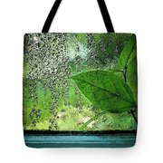 Out My Window Tote Bag
