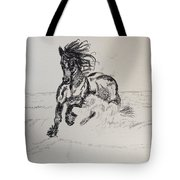 Out Of Darkness Comes Strength Tote Bag
