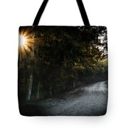 Out Of Darkness Tote Bag
