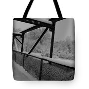 Out Of Kilter Walkway Tote Bag