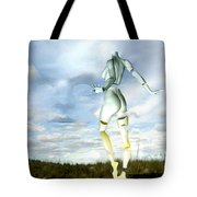 Out Of My Mind... Tote Bag