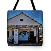 Out Of Service New Mexico Gas Station Tote Bag