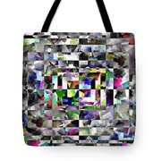 Out Of The Box Tote Bag