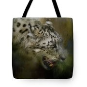 Out Of The Brush Tote Bag