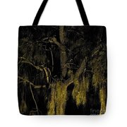 Out Of The Dark Tote Bag