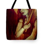 Out Of The Fire Tote Bag