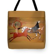 Out Of The Past Tote Bag