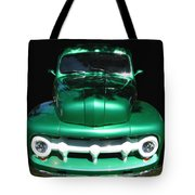Out Of The Shadows - 51 F100 Ford  Tote Bag