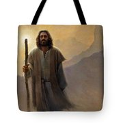 Out Of The Wilderness Tote Bag by Greg Olsen