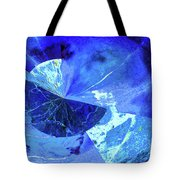 Out Of This World Abstract Tote Bag