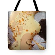 Out Of This World Tongue Lash To The Belly Button Of A Bald Bee Princess Tote Bag