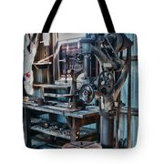 Out Of Work Tote Bag by Sandra Bronstein