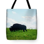Out On The Range Tote Bag