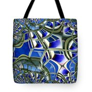Out The Looking Glass Tote Bag