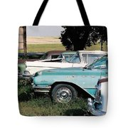 Out To Pasture Tote Bag