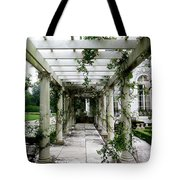 Out To The Garden Tote Bag