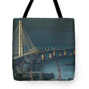 Out With The Old Tote Bag