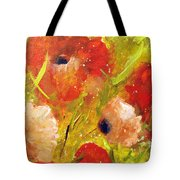 Out With The Sun Tote Bag