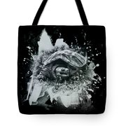Outa My Way Tote Bag