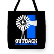 Outback Queensland 2 Tote Bag