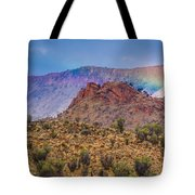 Outback Rainbow Tote Bag