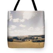 Outback Ridgley In Scenic Tasmania, Australia Tote Bag