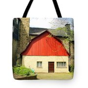 Outbuilding. Germany Tote Bag
