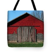 Outbuilding Tote Bag