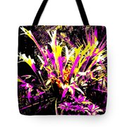 Outburst Tote Bag by Eikoni Images