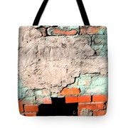 Outdoor Fireplace Tote Bag
