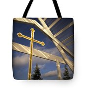 Outdoor Inspiration Tote Bag