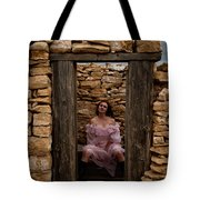Outdoor Outhouse Tote Bag