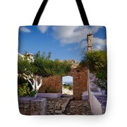Outdoor View Tote Bag