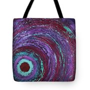 Outer Bands Tote Bag