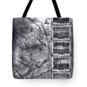 Outer Banks Lighthouse Map 1 Tote Bag