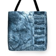 Outer Banks Lightouse Map 2 Tote Bag