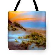 Outer Banks Soft Dune Sunrise Fx2 Tote Bag