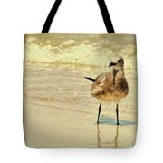 Outerbanks Gull Tote Bag