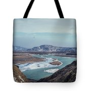 Outlands Tote Bag
