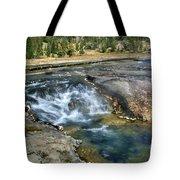 Outlet Firehole Lake Tote Bag