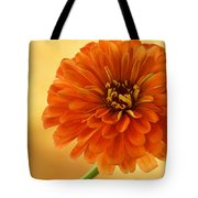 Outrageous Orange Tote Bag by Sandy Keeton