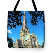 Outside Christ Church Cathedral 2 Tote Bag