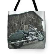 Outside The Barn Bts Tote Bag