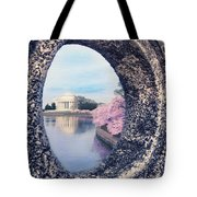 Outside Your Door Tote Bag