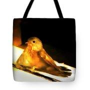 Outsider Tote Bag