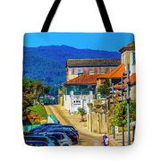 Outskirts Of Valenca Tote Bag