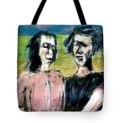 Outstanding In Their Field Tote Bag