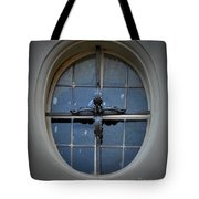 Oval Window Of Wittenberg Tote Bag