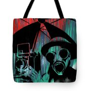 Over Exposure Tote Bag
